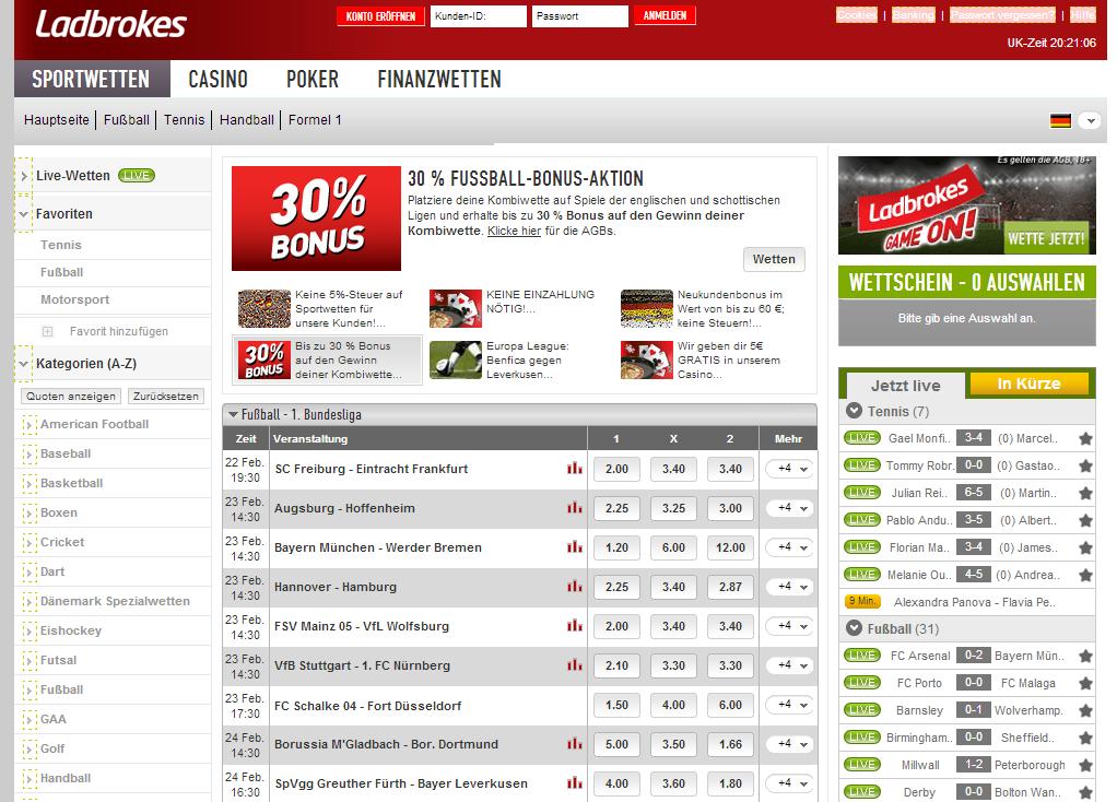 Sportwetten Online Mit Bonus